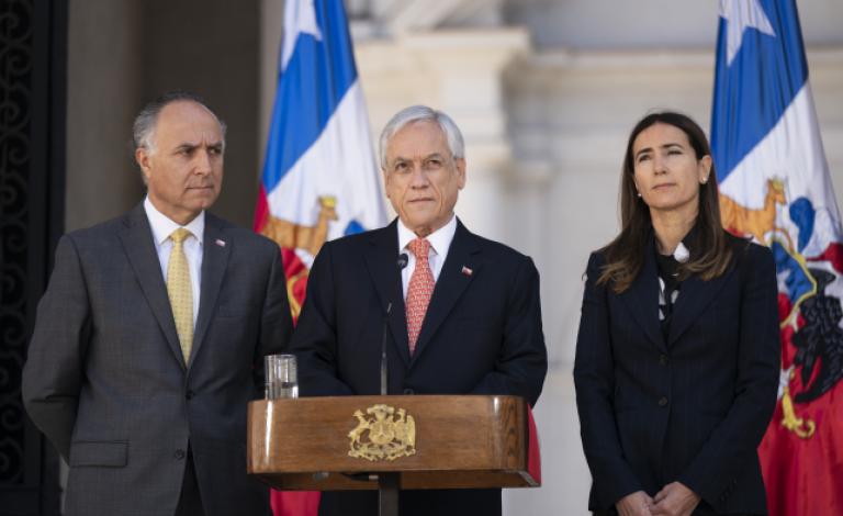 Gobierno prioriza foco en agenda social para bienestar de los chilenos y decide suspender cumbres APEC y COP 25
